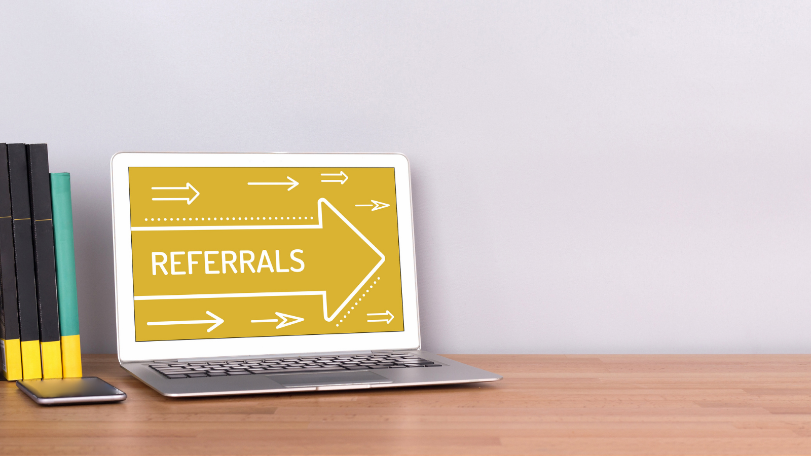 The best way to grow your business is through client referrals. Start by offering top-notch customer service, then layer in these referral-generating ideas.